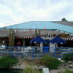 Photo taken at Joe's Crab Shack by Brian A. on 12/17/2011
