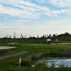 Photo taken at Golf Resort Black Bridge by GMKcz H. on 5/29/2012