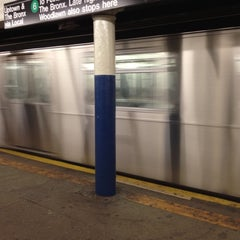 Photo taken at MTA Subway - Spring St (6) by Craig D. on 4/18/2012