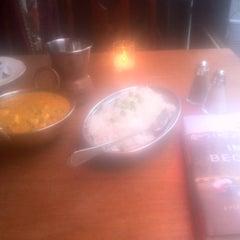Photo taken at Karahi Indian Cuisine by Thomas H. on 6/6/2012