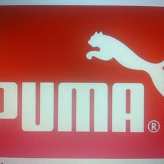 Photo taken at Puma by Alexey T. on 4/16/2012