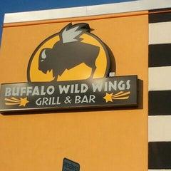Photo taken at Buffalo Wild Wings by Krys A. on 8/16/2012
