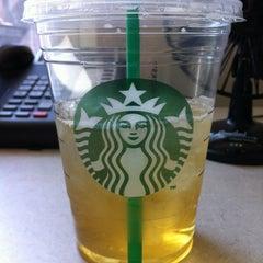 Photo taken at Starbucks by Jeremy on 4/25/2012