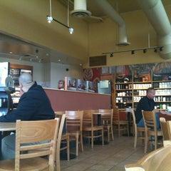 Photo taken at Starbucks by Mandy P. on 4/23/2012