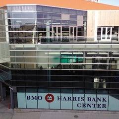 Photo taken at BMO Harris Bank Center by K. K. on 6/2/2012