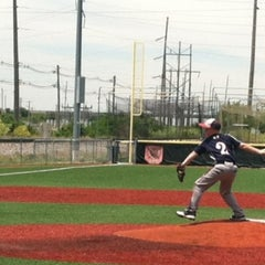 Photo taken at Lenz Field by Amber A. on 6/15/2012
