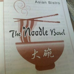 Photo taken at The Big Bowl Asian Bistro by Carl B. on 7/31/2012