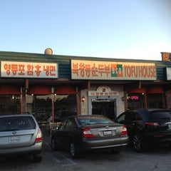 Photo taken at BCD Tofu House by LoveLilyStarGazers on 8/3/2012