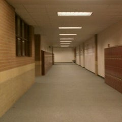 Photo taken at Beck Junior High by Sean G. on 9/2/2011