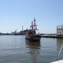 Photo taken at Urban Pirates Cruise by susannah k. on 6/30/2012