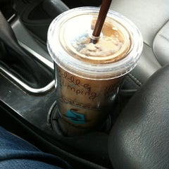 Photo taken at Caribou Coffee by Jeremy W. on 2/21/2012