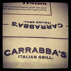 Photo taken at Carrabba's Italian Grill by Brian R. on 5/14/2012