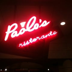 Photo taken at Paolo's Ristorante by Andy M. on 8/21/2011