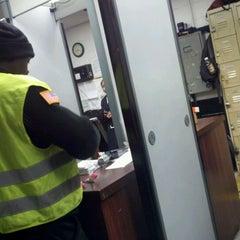 Photo taken at UPS Nassau Hub by Willie on 12/3/2011