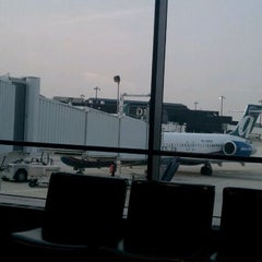 Photo taken at BWI Gate D1 by Dustin S. on 9/4/2011
