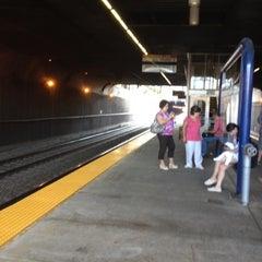 Photo taken at MBTA Ruggles Station by Kimberly B. on 7/30/2012