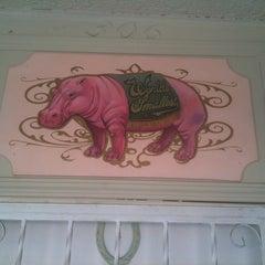 Photo taken at Pygmy Hippo by Lane H. on 8/2/2011