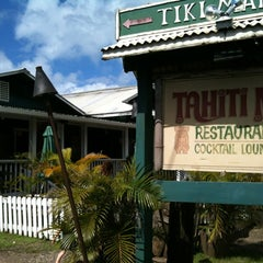 Photo taken at Tahiti Nui by Kevin D. on 7/24/2012