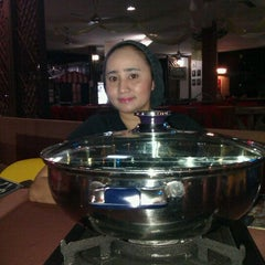 Photo taken at Old Village Restaurant @ Homestay by Cik P. on 1/6/2012
