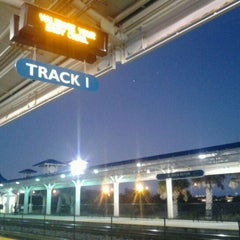 Photo taken at Tri-Rail - Boca Raton Station by rhythmburn on 11/16/2011