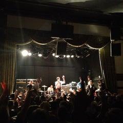 Photo taken at Bowery Ballroom by Sean R. on 8/25/2012