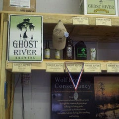 Photo taken at Ghost River Brewery by Blake B. on 11/25/2011