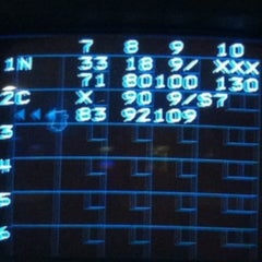 Photo taken at Rolling Lanes Bowling Alley by Bernardo T. on 7/23/2012