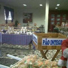 Photo taken at Pão de Queijo by Edmar C. on 12/30/2011