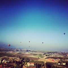 Photo taken at Magical Adventure Balloon Rides by Matt S. on 4/28/2012