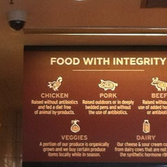 Photo taken at Chipotle Mexican Grill by Gary S. on 8/25/2012