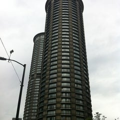 Photo taken at The Westin Seattle by Nick M. on 6/28/2011