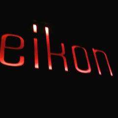Photo taken at Eikon by Chika F. on 8/28/2011