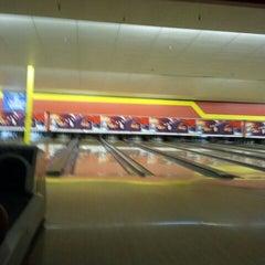 Photo taken at Bandera Bowling Center by Selena V. on 1/11/2012