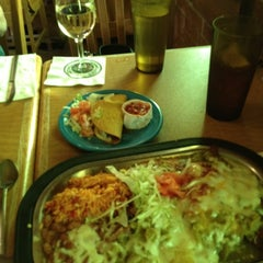 Photo taken at Tomasita's by Allen S. on 9/6/2012