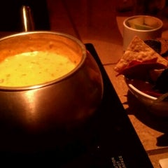 Photo taken at The Melting Pot by Jennie T. on 12/1/2011