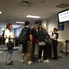 Photo taken at Concourse C by Matt H. on 3/18/2012