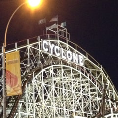 Photo taken at The Cyclone by Tenicia D. on 8/31/2012
