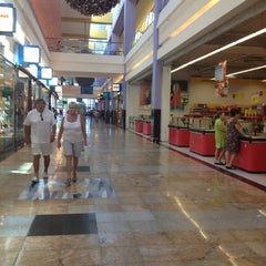 Photo taken at Centro Comercial dos Mares by Champy G. on 6/12/2012