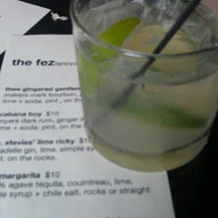 Photo taken at Red Fez by Laura C. on 6/1/2012