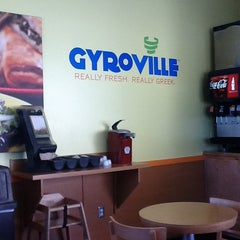 Photo taken at Gyroville by Shayne S. on 6/1/2011