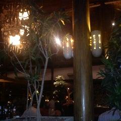 Photo taken at Restaurante Papa Capim by Manoel C. on 7/3/2012