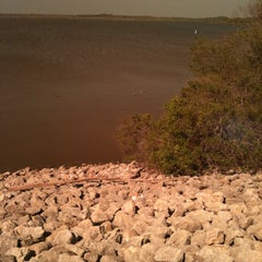Photo taken at Lake Lavon by Laura M. on 4/1/2012