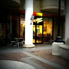 Photo taken at Cafe Cantina by J V. on 2/10/2012