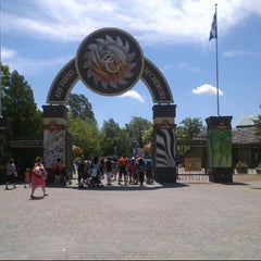 Photo taken at Zoo de Granby by Andres A. on 6/30/2012