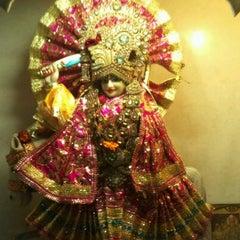 Photo taken at Sri hanuman temple by Himanshu S. on 2/21/2012