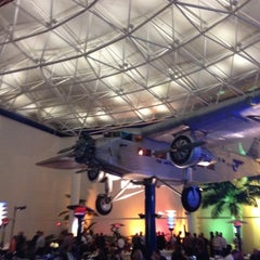 Photo taken at San Diego Air & Space Museum by Irineu G. on 3/13/2012