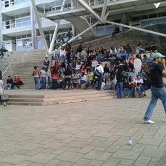 Photo taken at Facultad de Ciencias Administrativas y Sociales by Eva on 5/25/2012
