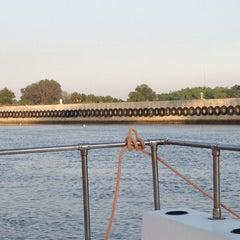Photo taken at Port Saint Joe Marina by Rick F. on 4/8/2012