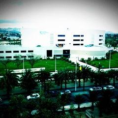 Photo taken at UMH Rectorado by Pablo P. on 4/19/2012