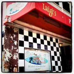 Photo taken at Luigi's At The Beach by Raquel L. on 3/24/2012
